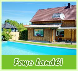 Spreewald Ferienwohnung LandEi